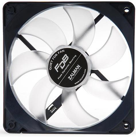 Купить Вентилятор для корпуса Zalman (ZM-ZM-F3 FDB (SF)