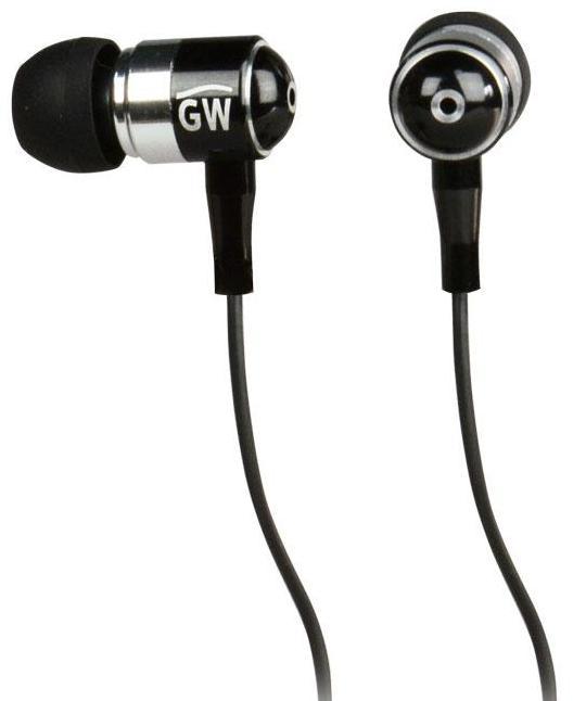 Навушники Greenwave EX-115 чорні – купити в інтернет-магазині KTC ... 46fad47c8c208