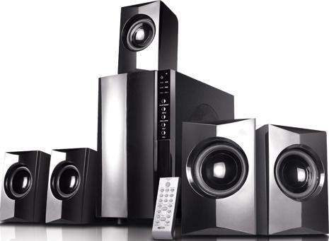 Купить Акустична система Gemix HT-1050 чорна, HT-1050 Black
