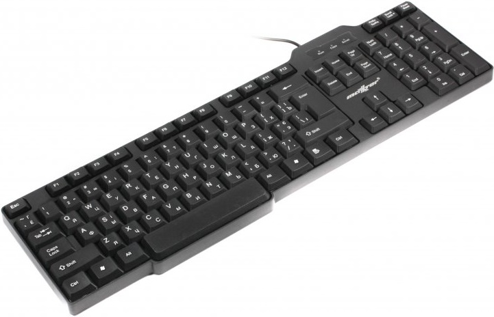Купить Клавіатура Maxxter KB-111-U чорна