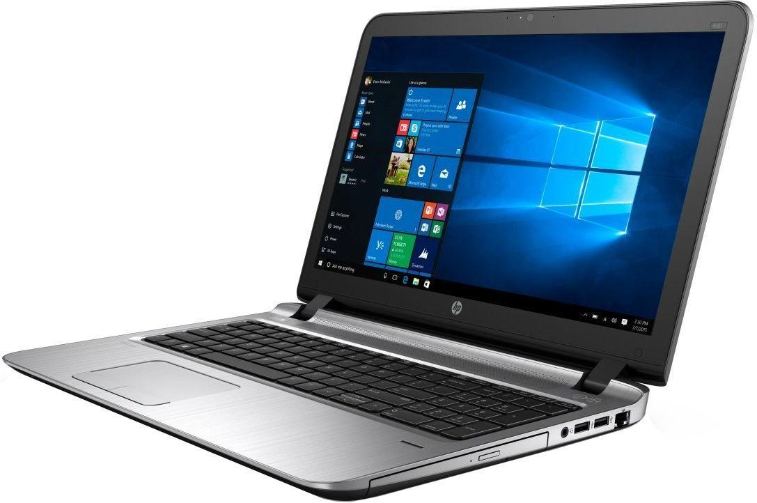 Ноутбук HP Probook 450 G4 Y7Z92EA (Intel Core i5-7200U 2.5 GHz/8192Mb/1000Gb + 128Gb SSD/DVD-RW/nVidia GeForce 930MX 2048Mb/Wi-Fi/Bluetooth/Cam/15.6/1920x1080/Windows 10 Pro 64-bit)