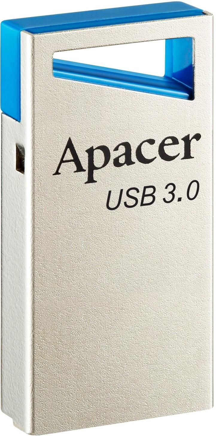 Купить Флешка USB Apacer AH155 8GB AP8GAH155U-1 Blue