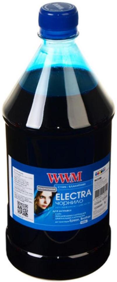Купить Чорнило WWM EU/C-4 Epson Universal ELECTRA 1000 г блакитне