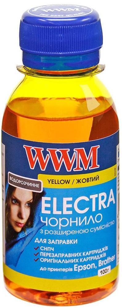 Купить Чорнило WWM EU/Y-2 Epson Universal ELECTRA 100 г жовте
