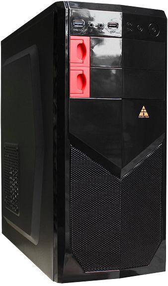 Корпус Golden Field 6009B 460 Вт чорний, 6009B(USB3)  - купить со скидкой