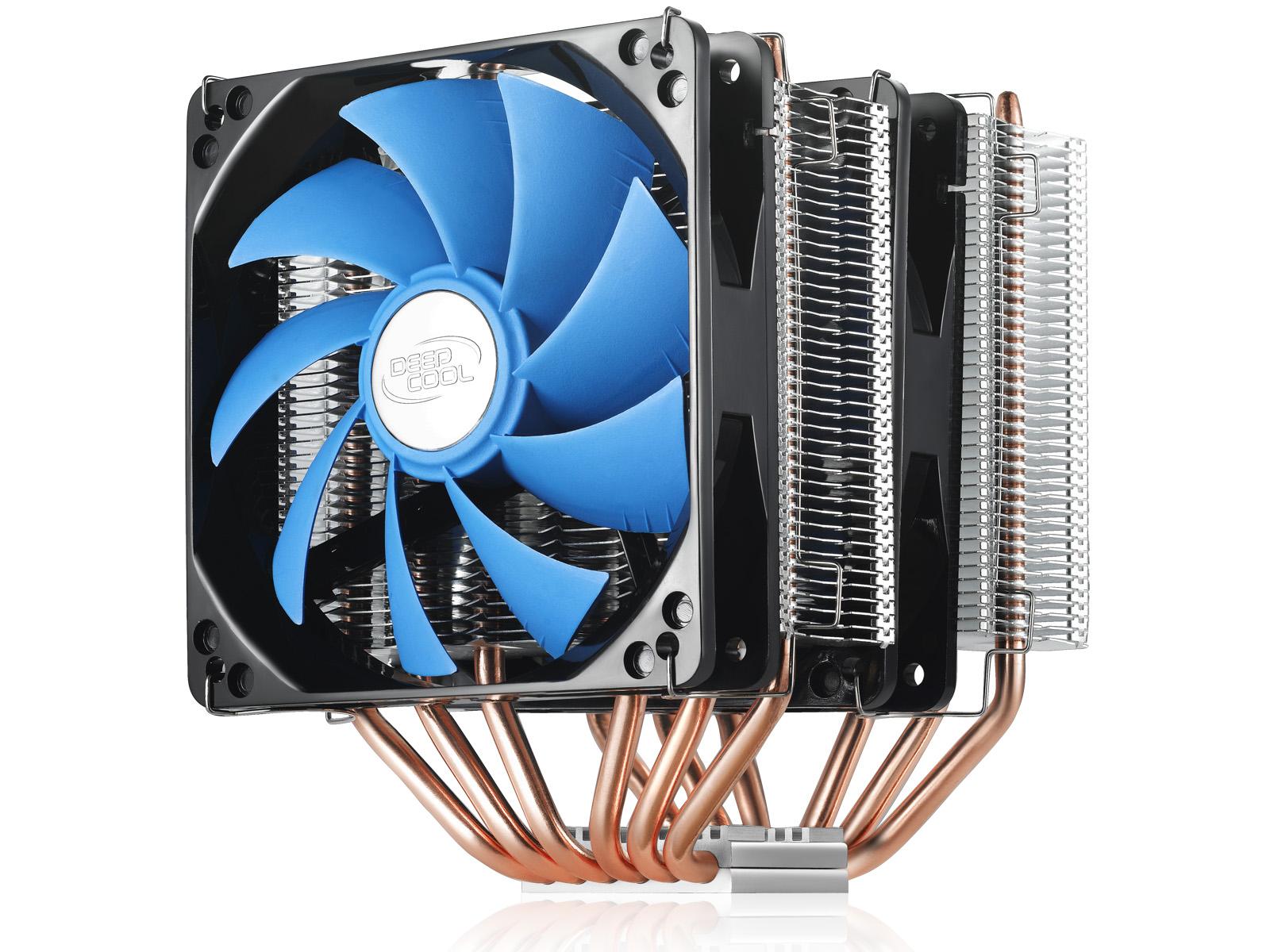 Купить Кулер для процесора Deepcool NEPTWIN