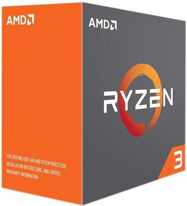 Купить Процесор AMD Ryzen 3 1300X (YD130XBBAEBOX) Box