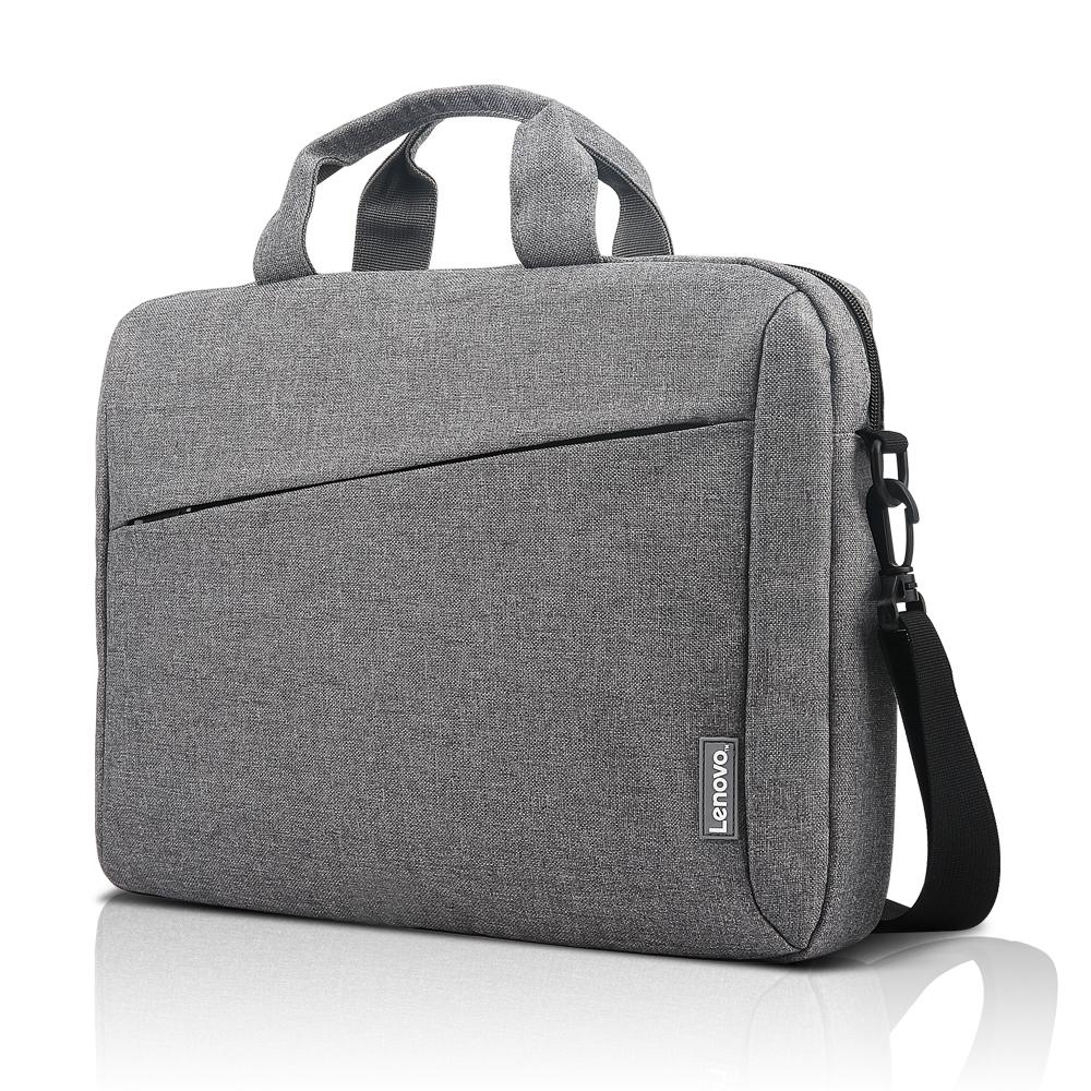 Купить Сумки, наплічники для ноутбуків, Сумка для ноутбука Lenovo Casual Topload T210 Grey, GX40Q17231