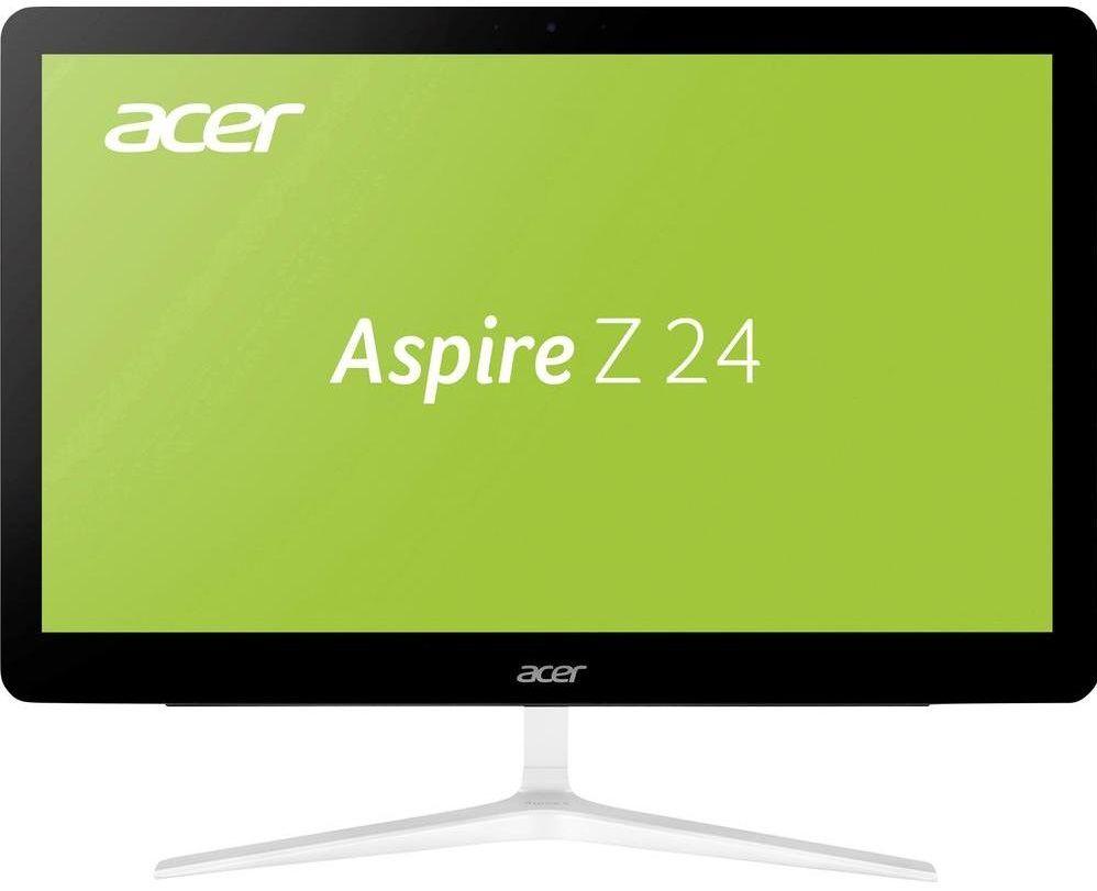 Купить ПК моноблок Acer Aspire Z24-880 DQ.B8TME.006 Silver