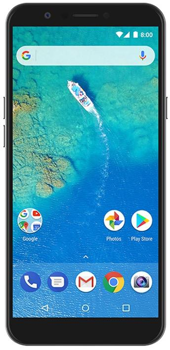 Купить Мобільні телефони, Смартфон Lifecell General Mobile 8 3/32GB Gray (General Mobile 8 3/32 Gray)