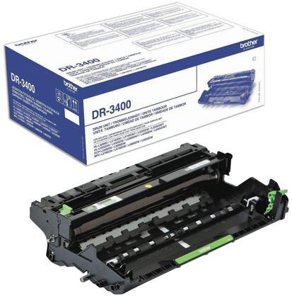 Купить Фотобарабан Brother for HL-L5000/5100/6250, DCP-L5500, MFC-L5700, DR3400