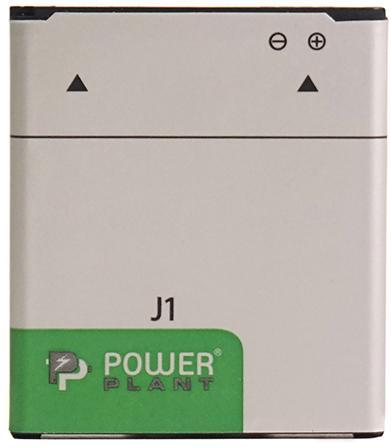 Купить Аксесуари для мобільних телефонів, Акумулятор PowerPlant for Samsung Galaxy J1 EB- BJ100CBE (SM170203)