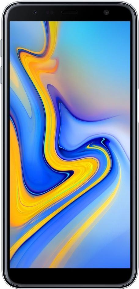 Купить Смартфон Samsung Galaxy J6 Plus 3/32GB SM-J610FZANSEK Gray