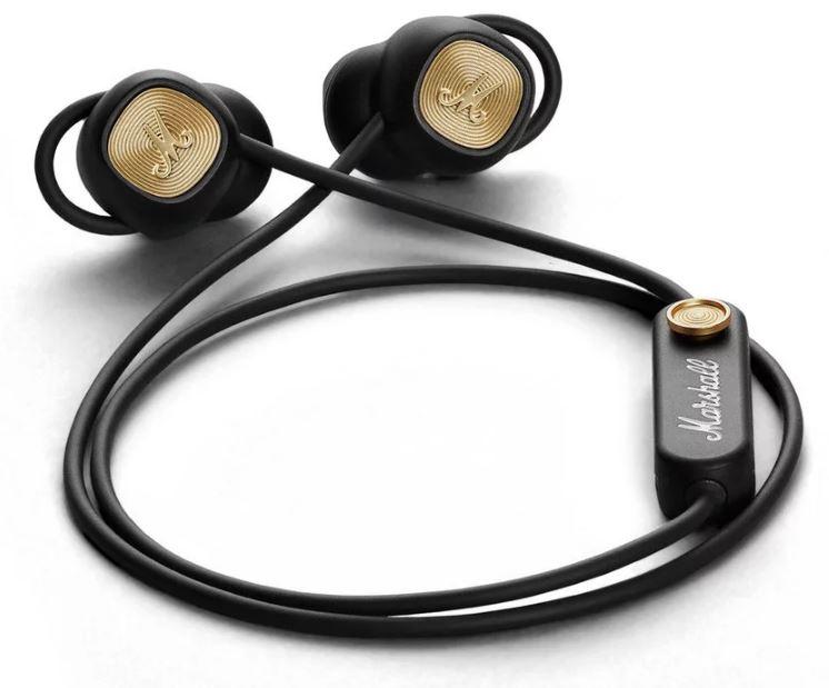 Купить Гарнітура Marshall Minor II Bluetooth Black (4092259)