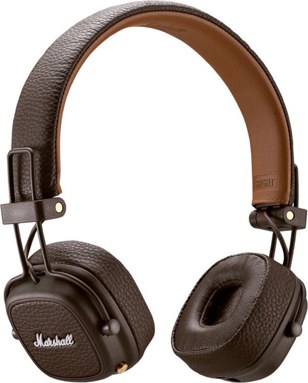 Купить Гарнітура Marshall Major III Bluetooth Brown (4092187)