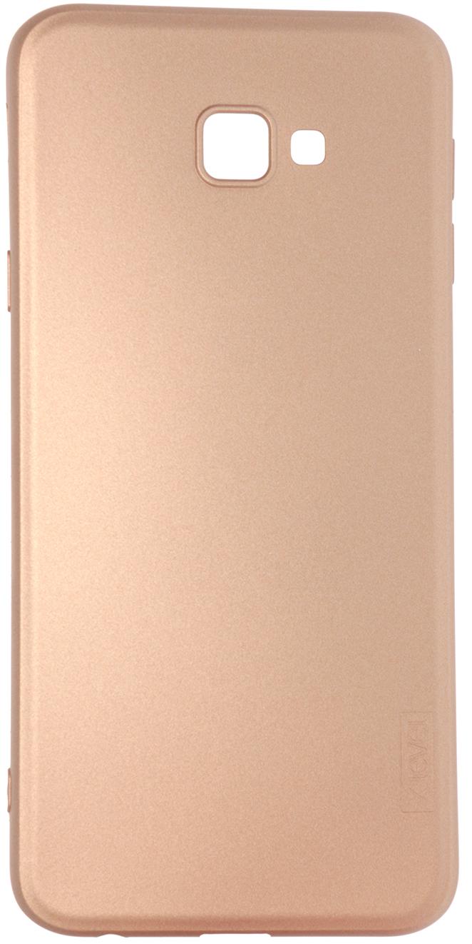 Купить Аксесуари для мобільних телефонів, Чохол X-LEVEL for Samsung J4 Plus 2018 / J4 Prime - Guardian Series Gold, КТС243503