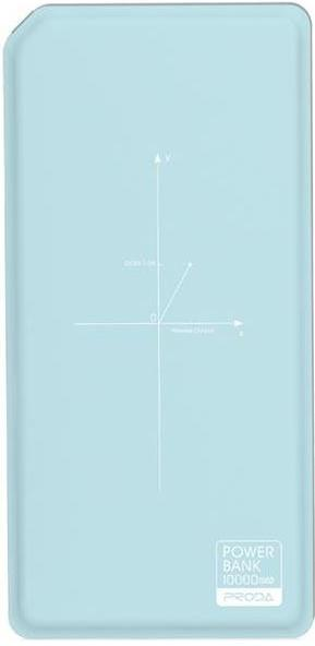 Купить Батарея універсальна Remax Proda Chicon PPP-33 Powerbank 10000mAh Blue/White (PPP-33-BLUE+WHITE)