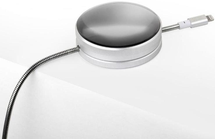 Купить Кабель Native Union AM / Lightning 2m Silver (DOME-L-SIL-TD)