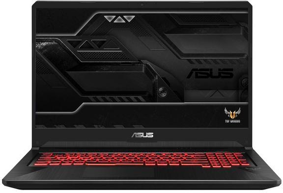 Купить Ноутбук ASUS TUF Gaming FX705GM-EV229 Black