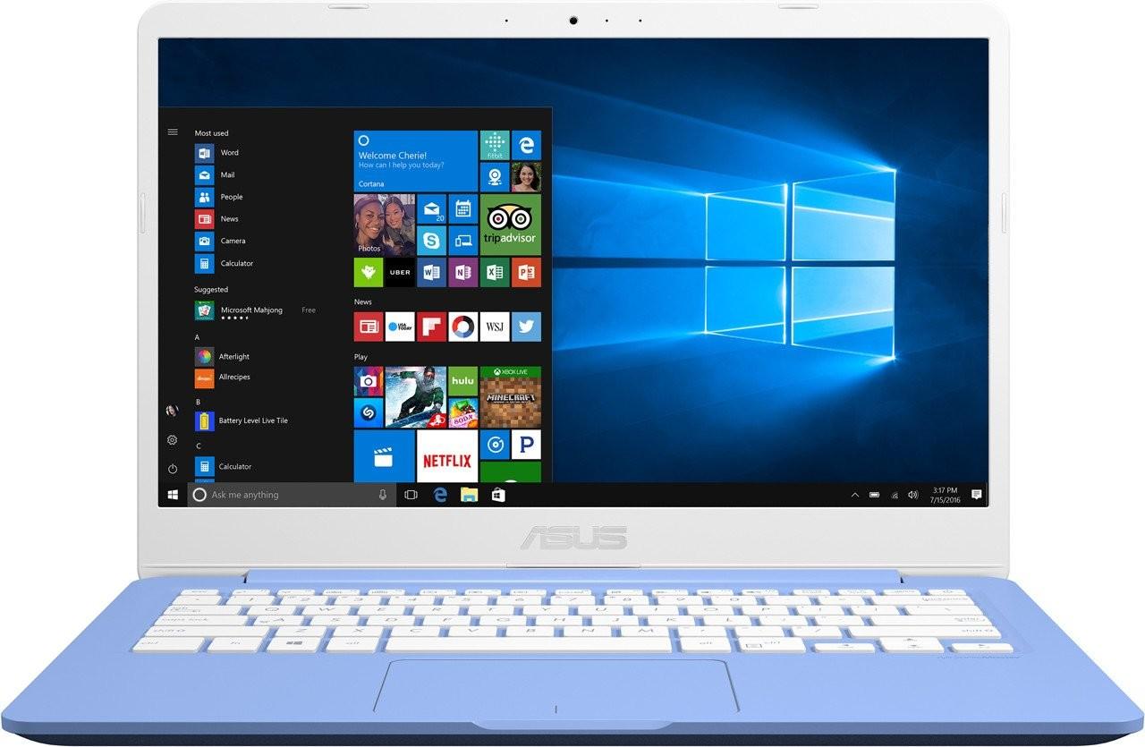 Купить Ноутбук ASUS E406MA-EB188T Iris Blue