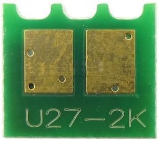 Купить ЗІП для принтерів, копірів, Чіп DelCopi for HP CLJ CP5525/M750 Magenta 15k CE273A (RMH5525M)