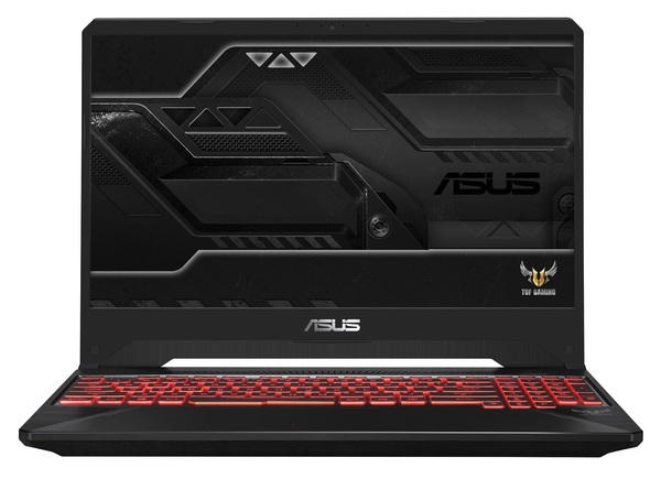 Купить Ноутбук ASUS TUF Gaming FX505GM-BN037 Red Fusion