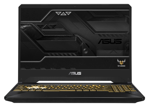 Купить Ноутбук ASUS TUF Gaming FX505GM-ES040T Gold Steel