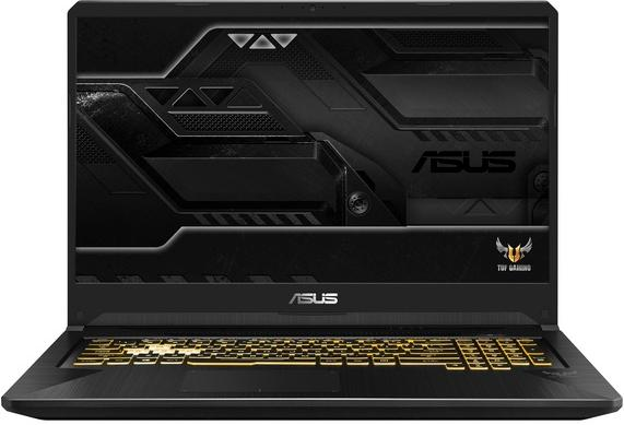 Купить Ноутбук ASUS TUF Gaming FX705GM-EV062T Gold Steel