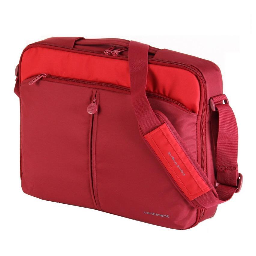 Купить Сумка для ноутбука Continent CC-02 червона, CC-02_Cranberry