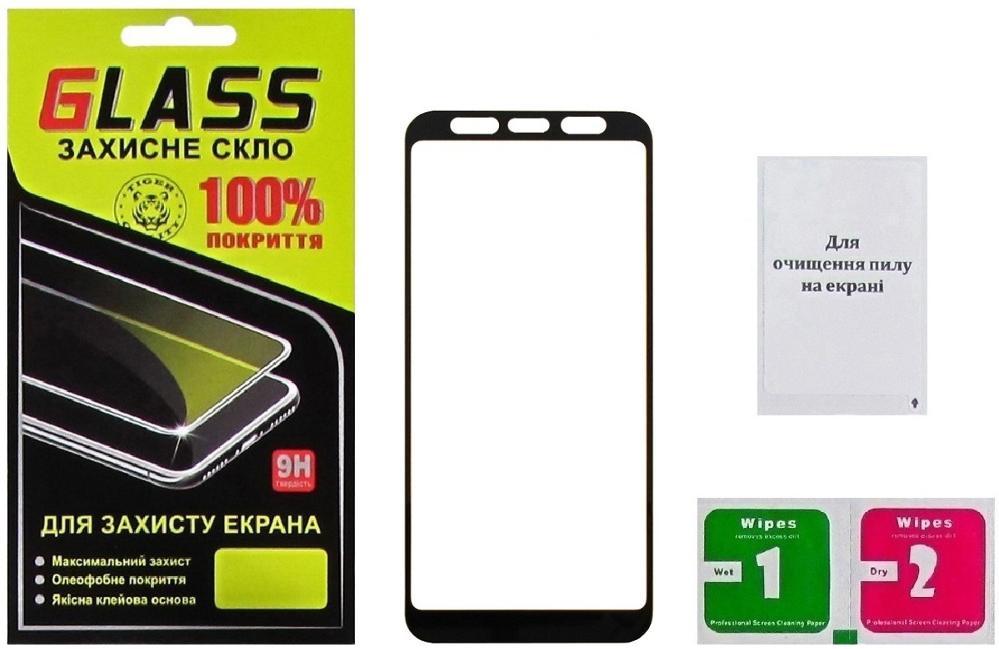 Купить Аксесуари для мобільних телефонів, Захисне скло Masterclub for Xiaomi redmi 6 / 6A - Full Glue Black (16931)