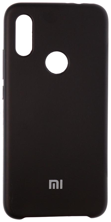 Чохол HiC for Xiaomi Redmi 7 - Silicone Case Black  (SCXR7-18)
