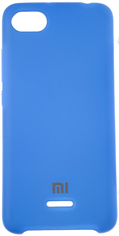 Чохол HiC for Xiaomi Redmi 6A - Silicone Case Deep Lake Blue  (SCXR6A-3)