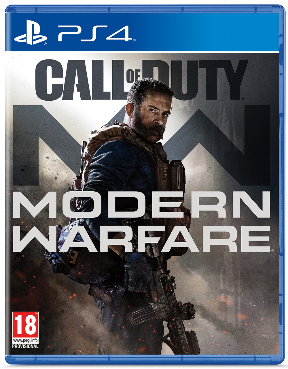 Купить Ігри, Гра Call of Duty Modern Warfare [PS4, Russian version] Blu-ray диск, 88418RU, Sony