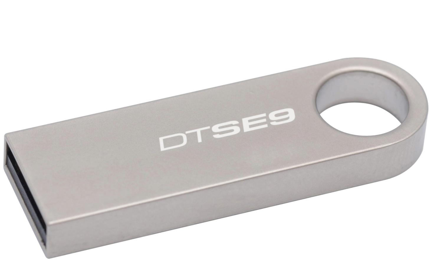 Купить Флешка USB Kingston DTSE9 16ГБ (DTSE9H/16GB)