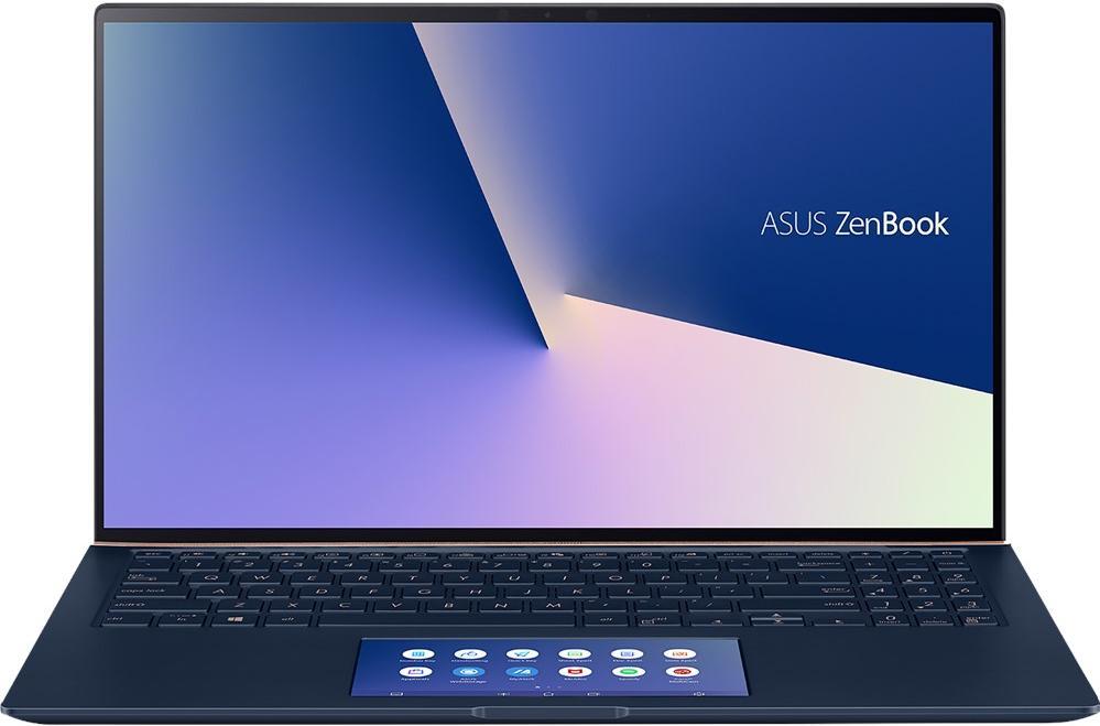 Ноутбук ASUS ZenBook 15 UX534FTC-A8095T Royal Blue
