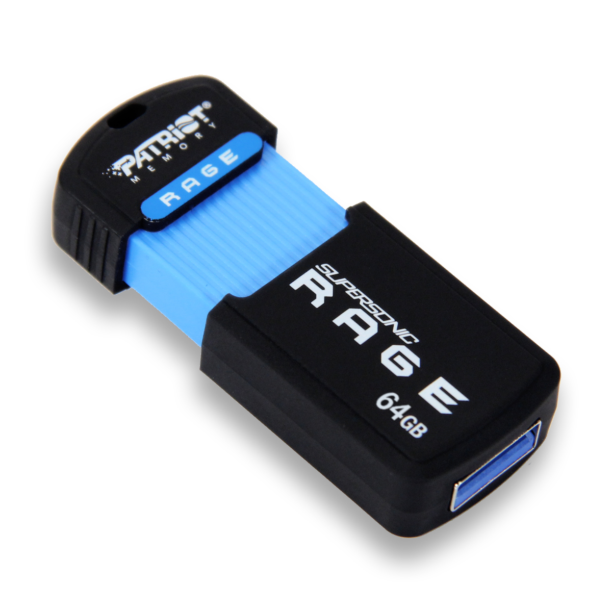 Флешка USB Patriot SUPERSONIC RAGE XT 64 ГБ (PEF64GSRUSB)  - купить со скидкой
