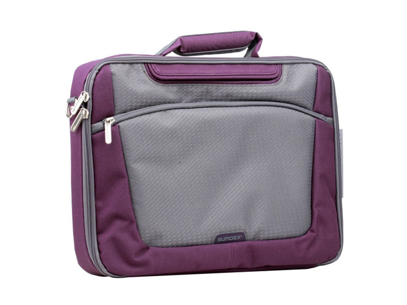 Купить Сумка для ноутбука Sumdex PON-301PL фіолетова