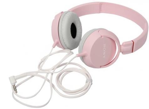 Навушники Sony MDR-ZX110 рожеві, MDRZX110P.AE  - купить со скидкой