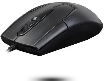 Купить Мишка A4tech N-301 чорна, N-301 USB (Black)