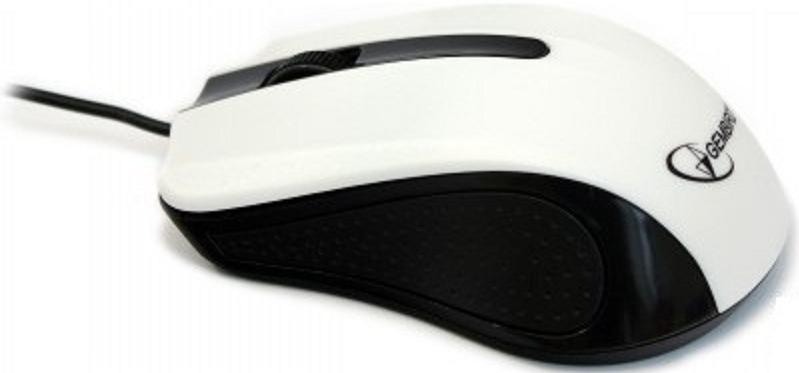Купить Мишка Gembird MUS-101-W біла