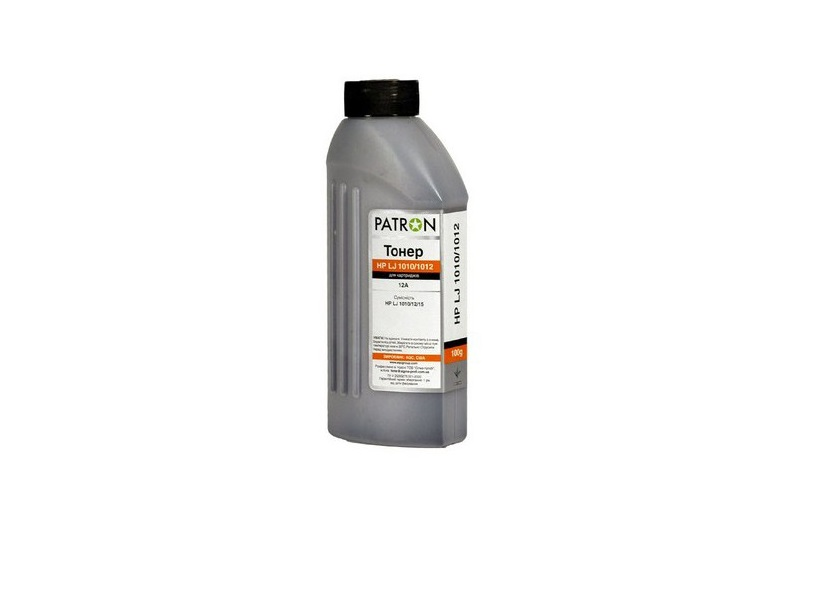 Купить Тонер PATRON HP LJ 1010, T-HP-1010-100-PN