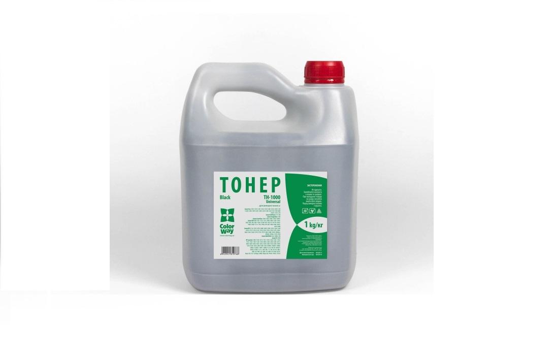 Купить Тонер Colorway HP LJ 1000/1010/1200/2100/AX, TH-1000-1B