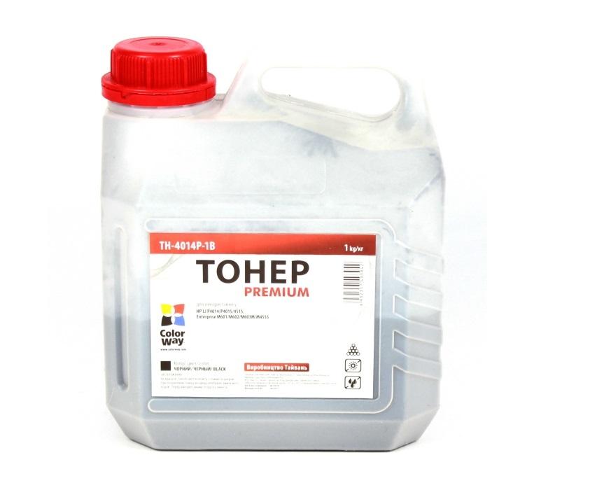 Купить Тонер ColorWay HP LJ P4014/P4015/P4515 чорний, TH-4014P-1B