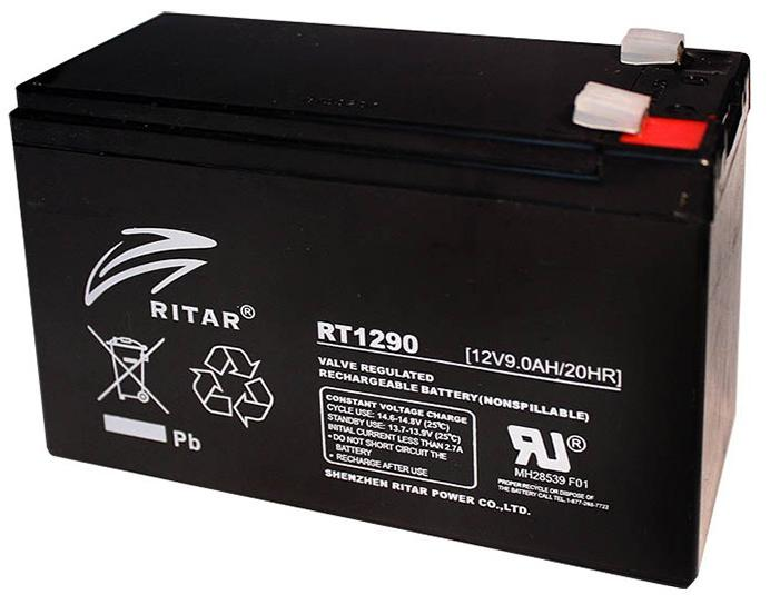 Купить Батарея для ПБЖ Ritar 12V-9AH, RT1290
