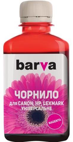 Купить Чорнило BARVA Canon універсальне №4 малинове, I-BAR-CU4-180-M
