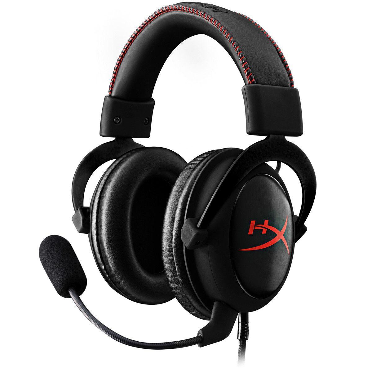 Гарнитура Kingston HyperX Cloud Core Gaming Headset черная – купить ... c011cd357cd73
