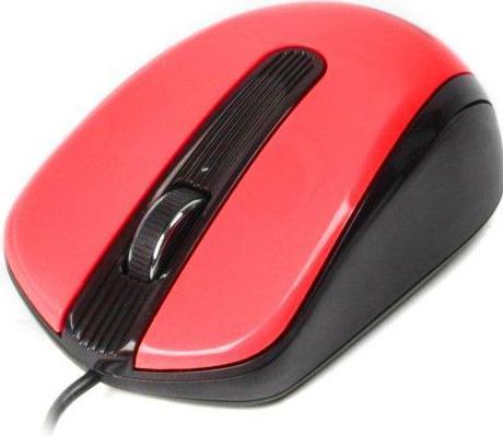Мишка Maxxtro Mc-325 червона, Mc-325-R  - купить со скидкой