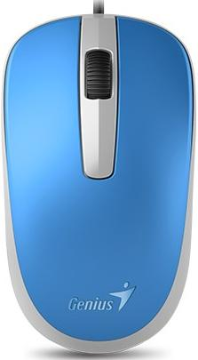 Купить Мишка Genius DX-120 cиня, 31010105103