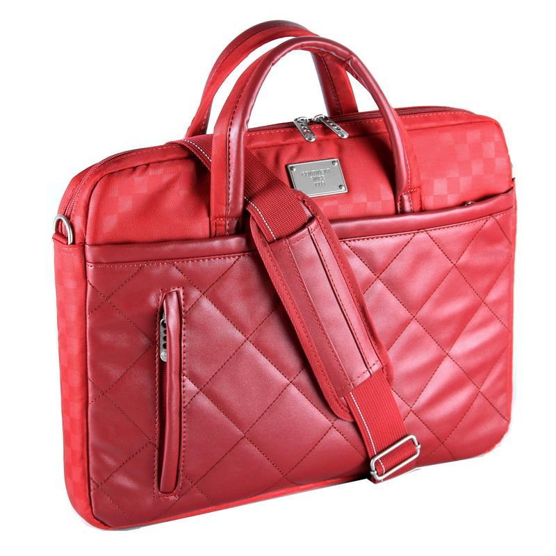 Купить Сумка для ноутбука Continent CC-036 червона, CC-036 Red