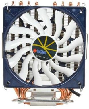 Купить Кулери, Кулер для процесора Titan Dragon 4, TTC-NC95TZ (RB)